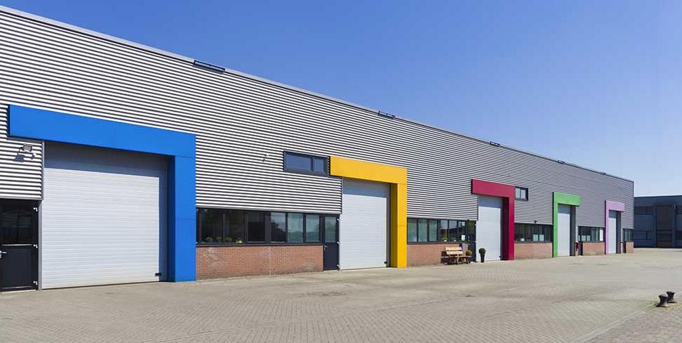 industrial shutters